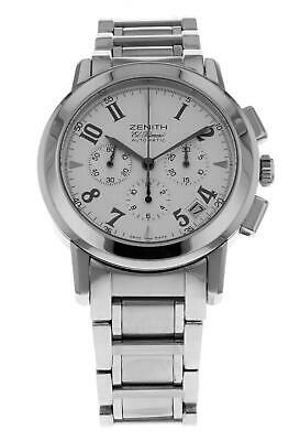 $2396.99 • Buy Zenith Port Royal Chronograph 40mm Men's Automatic Watch 01/02.0451.400