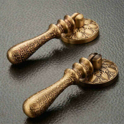 AU11.91 • Buy Antique Wardrobe Door Knob Drawer Pull Handle Cupboard Furniture Pull Handle MA
