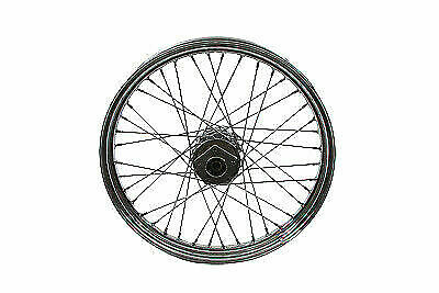 £287.58 • Buy 21  Front Spoke Wheel For Harley Davidson Motorcycles By V-Twin
