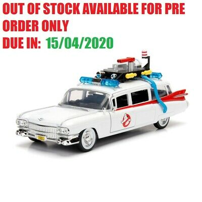 1:24 Ghostbuster Vehicle ECTO-1 - New • 34.99£
