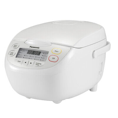 AU179 • Buy Panasonic - SR-CN188WST - 10 Cup Rice Cooker