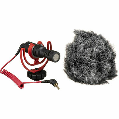 Rode VideoMicro Compact On-Camera Microphone USED • 32.19£