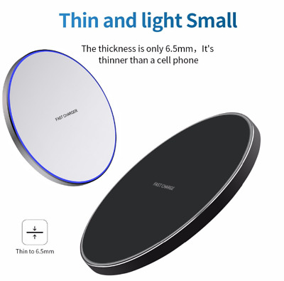 $ CDN16.99 • Buy FDGAO 10W Fast Wireless Charger For Samsung Galaxy S10 S9/S9+ S8 Note 9 USB Qi