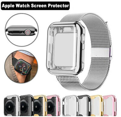 $ CDN1.37 • Buy All-Around Protective Case For Apple Watch Series 5/4/3/2 For Iwatch 42mm 44mm