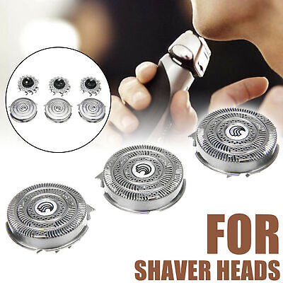$ CDN14.01 • Buy 3x Replacement Shaver Heads Cutter Blades For Philips Norelco SpeedXL HQ9 Razor