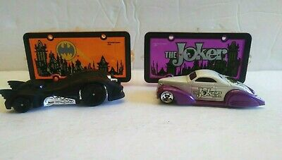 $20 • Buy Batman And The Joker Hot Wheels Lot With Cases