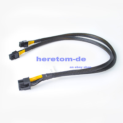 $ CDN24.94 • Buy 10pin To 6+6pin Power Cable For HP DL380 G9 And NVIDIA Quadro K6000 GPU 50cm