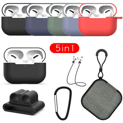 $ CDN3.73 • Buy For Apple AirPods Accessories Case Kits AirPod Earphone Charging Protector Cover