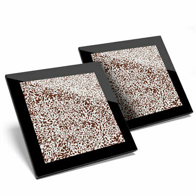 2 X Glass Coasters - Cool Appaloosa Horse Pattern Home Gift #3046 • 11.99£