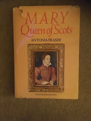 Mary Queen Of Scots By Antonia Fraser. • 0.99£
