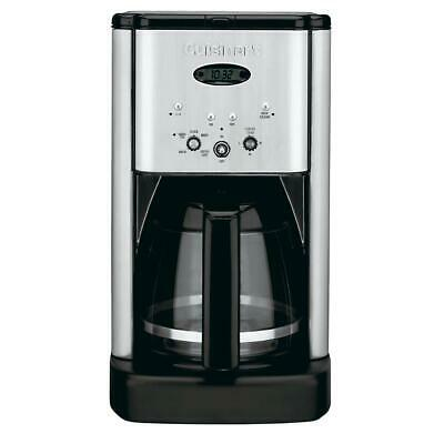 View Details Coffee Maker With Carafe Grinder Brew Central 12-Cup Stainless Steel Drip NEW • 93.96£