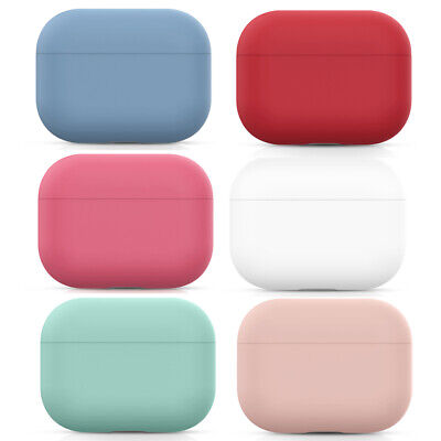 $ CDN3.51 • Buy Accessories Earphone TPU AirPods Pro Case Cover Box Charging Protector For Apple