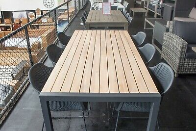 AU1499 • Buy Lilac - 5 Or 7 Piece Outdoor Setting - Timber Top With Aluminium Frame