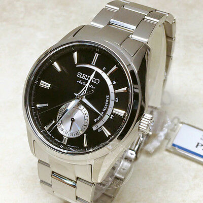 $ CDN620.59 • Buy Seiko Automatic Center Power Reserve Indicator Men's Watch SSA305J1