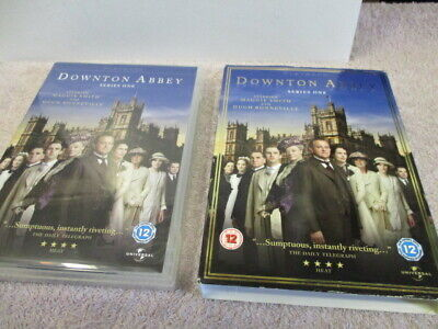 Downtown Abbey,series 1,3 Discs,maggie Smith,dvd,Superb! Free Post!! :) • 5.99£