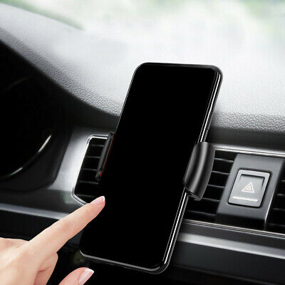 $2.76 • Buy Universal Gravity Car Cell Phone Holder Air Vent Mount Stand Car Accessories