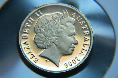 AU11.50 • Buy 2006 Australia Proof 1 Dollar Coin