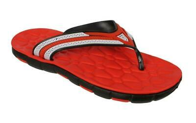 Mens Beach Summer Holiday Flip Flop Toe Post Pool Slippers Casual Sandals Sizes • 7.49£
