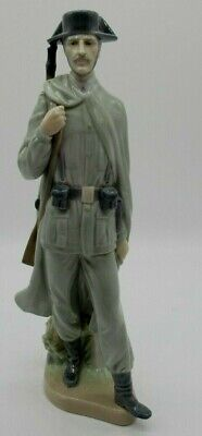 $55 • Buy Lladro Km6 Soldier 11 1/2  Tall Mint Condition **