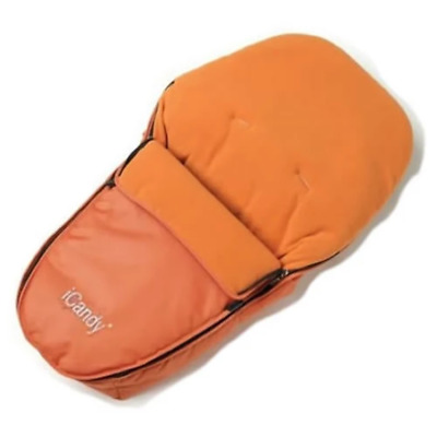 ICandy Apple Footmuff - Mandarin • 70.75£