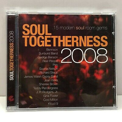 Soul Togetherness 2008 - 15 Modern Soul Room Gems | Expansion EXP 32 | 2008 | CD • 17.99£