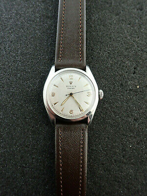 $ CDN2383.02 • Buy Vintage 34mm Rolex Oyster Ref 6022 From 1952 !