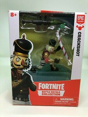 $ CDN12.95 • Buy Fortnite Epic Games Battle Royale Collection Small Figure: Crackshot