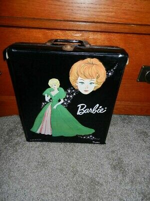 $ CDN17.64 • Buy 1963 Vintage Barbie Black Single Doll Case