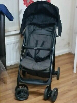 Graco Quattro Tour Deluxe Oxford Travel System Single Seat Stroller • 40£