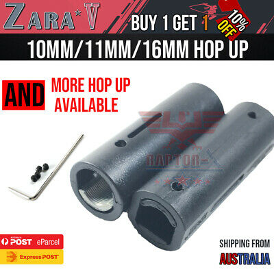 AU20.84 • Buy Adjustable Warinterest HOP UP 16mm HK416 HopUp 11mm 10mm Hopup JM Gel Blaster AU
