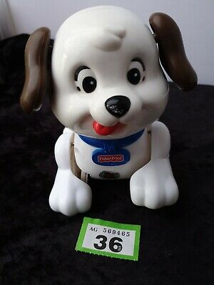 Fisher Price Little Snoopy Pull Along Dog • 6.99£