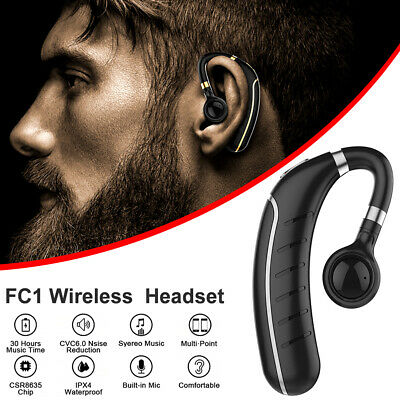 AU17.99 • Buy Wireless Bluetooth Stereo Headset Headphone Sports Earphone Fr IPhone Samsung OZ
