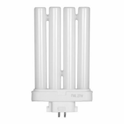 27W Fluorescent Bulb Tube Reading Lamp Daylight Energy Saving 4-Pin FML 6400K • 7.99£
