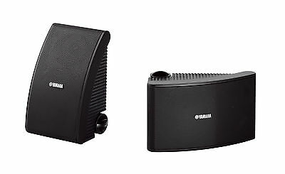 AU298 • Buy Yamaha NS-AW392 5.25 Inch All Weather Speakers - Black (Pair) - RRP $349.00