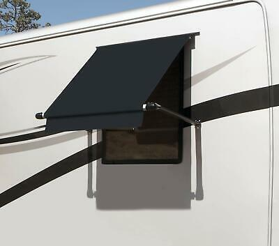 $220.26 • Buy CAREFREE WG0404E4EB Black 4' (48 ) Simply Shade RV Window Awning
