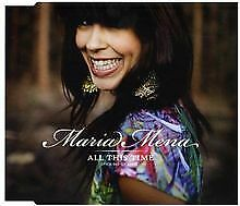 All This Time (Pick-Me-Up Song)/Basic By Maria Mena | CD | Condition Good • 3.33£