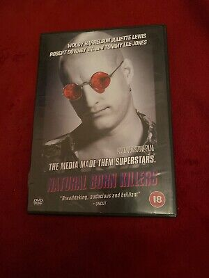 Natural Born Killers DVD • 2.15£