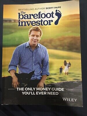 AU18.50 • Buy The Barefoot Investor: The Only Money Guide You'll Ever Need By Scott Pape...