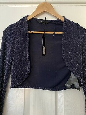 £3.99 • Buy Debut Shrug Cover Up Size Small Bnwt Was £35