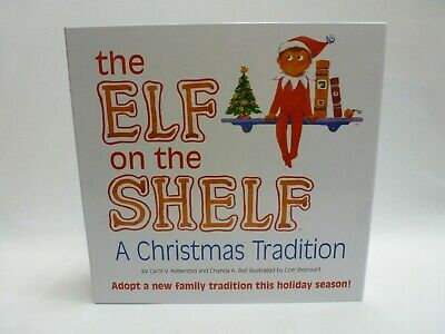 AU58.57 • Buy Elf On The Shelf : A Christmas Tradition Blue-Eyed Boy Light Skinned Scout Elf