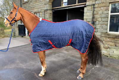 £28.99 • Buy ***SALE*** Stable Rug 100g Fill Soft Quilted Standard  - All Sizes 5'3  - 7'0