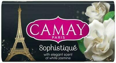 £10.98 • Buy Camay Paris Sophistique Beauty Soap 120g Softly Scented Natural Moisturizer