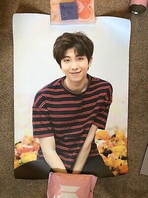 $12 • Buy BTS JAPAN Love Yourself Tour Poster Set [Namjoon] + Shipped In Tube