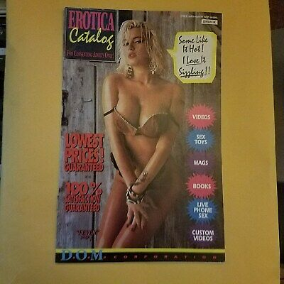 $5.99 • Buy The Stamford Collection - Vintage 1990 Co Catalog Lingerie Toys Sex Aids Fashion
