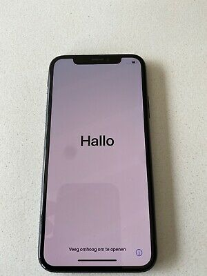 AU670 • Buy Apple IPhone X - 256GB - Space Grey (Unlocked) A1865 - Excellent Condition