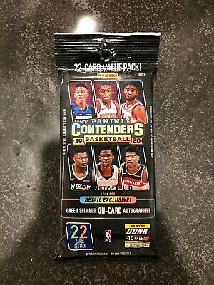 $15 • Buy 2019-20 Contenders Auto Rookie Ticket Value PACK Zion Williamson/Barrett/Morant?