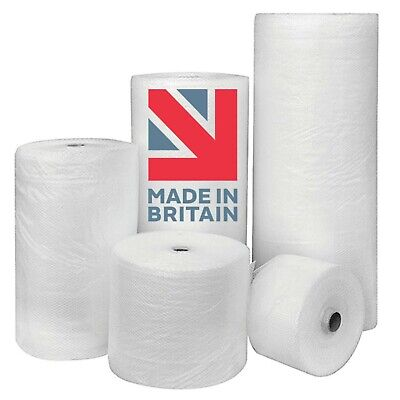 £6.89 • Buy SMALL & LARGE BUBBLE WRAP 300mm 500mm 750mm 1000mm 1200mm 1500mm X 10M 50M 100M