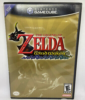 $44.99 • Buy THE LEGEND OF ZELDA: WIND WAKER  (GAMECUBE) Fast Free Shipping (CIB)