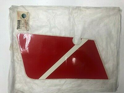AU80 • Buy YAMAHA 1984 RZ250 Left Fairing Decal CHAPPY RED 51L-2839F-00