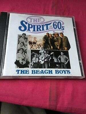 🎶 Time Life The Beach Boys CD Album The Spirit Of The 60's Music 🎶 • 5.99£